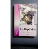 La República, De Platón, Editorial Gradifco-roble Plus.