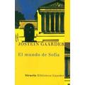 El Mundo De Sofia - Jostein Gaarder - Original - Nuevo