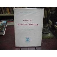 Homenaje A Baruch Spinoza. J. L. Borges, R. Maliandi Y Otros