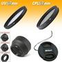 Kit Filtros 67cm P/ Canon Cpl + Uv + Parasol + Tapa + Envío