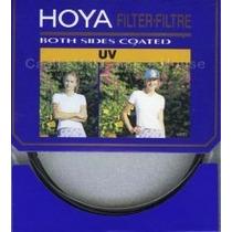 Filtro Hoya Uv 27mm Neutro Protector P/ Filmadoras Sony Jvc