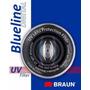 Filtro Uv 58mm Braun P/ Nikon, Canon, Panasonic, Sony, Kodak