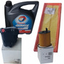 Kit 3 Filtros + Aceite Peugeot 307 Sw Hdi 1.6 110hp 01/09