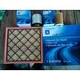Kit Filtros Aire Aceite Gasoil Chevrolet Cruze Diesel