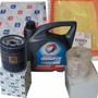 Kit De 4 Filtros Originales + Aceite Citroen Xsara 2.0 Hdi