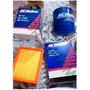 Combo Filtro Aceite + Filtro Aire Chevrolet Corsa - Agile