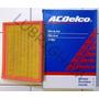 Filtro Aire Acdelco Original Chevrolet Agile - Corsa - Combo