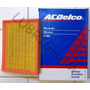 Filtro Aire Acdelco Original Chevrolet Corsa / Combo Diesel