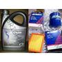 Kit Filtro Aceite + Filtro Aire + Aceite Semisintetico Corsa
