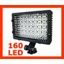 Iluminador 160 Leds + Bata D220 + Cargador P/ Mdh2 Ac90 Ac8