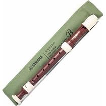 Flauta Dulce Yamaha Soprano Barroca Yrs312blll