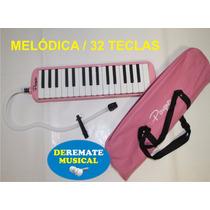 Melodica Importada De 32 Teclas Incluye Funda - Deremate!!!