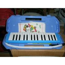 Flauta Melodica 32n Lazer C/estuche Rigido / Open Toys Avell