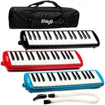 Flauta Melodica Stagg 32 Notas En Dassel Music