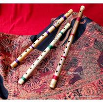 Bansuri Am-umb-flauta De La India