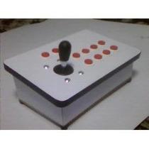 Joystick Arcade Usb Armado A Medida Pedi El Tuyo