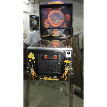 Flipper Hurricane Clarck Entertainment Argentina Pinball