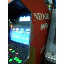 Maquina Arcade Neo-geo Original Unica Mod Mvs-4-25