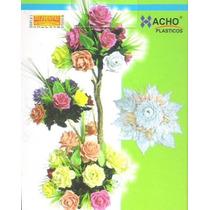 Moldes Para Flores Con Goma Eva - Frisadores - Termoformados