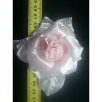 Flores De Tela Artificiales Rosas Camelias Ramos Tocados X6