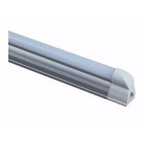 Tubo Led Luz 9w Artefacto Completo Pak X10 Luce Envio Grati