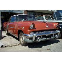 Coupe Mercury Montclair Año 1955 V8 Sin Parantes