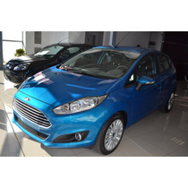 Plan Ovalo Nuevo Ford Fiesta Kinetic 100% Financiado Forcam