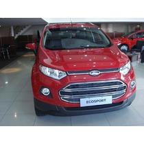 Ford Ecosport, Plan Nacional, Ultimas Carpetas Disponibles!!