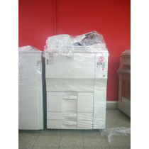 Ricoh Aficio Mp 7500 + Finisher + Conectividad