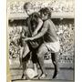 Fotografía Futbol Rosario Central San Lorenzo Original 1979