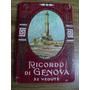 Viejo Album Con 32 Postales Recuerdo Di Genova 32 Vedute