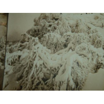 Caida De La Nieve A Finales De 1912