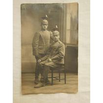 Antigua Fotografia Original Primera Guerra Mundial Alemania