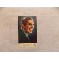 Carlos Gardel - Publicidad Disco Odeón -