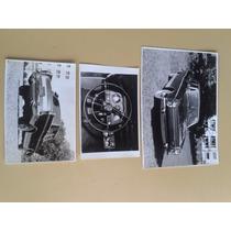 Esplanada Chrysler Luxo 3 Fotos Fábrica Publicidad Antiguo