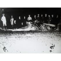 Jorge Newbery - Avión En El Que Perdió La Vida - Fotografía
