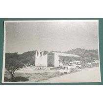 Fotografia Antigua Original Automovil Estanciera Ika Iglesia