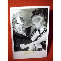 Foto Original De La Actríz Norteamericana Martha Hyer