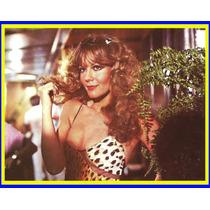 Graciela Alfano Foto Original Tipo Lobby Card