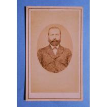 Fotografia Antigua Carte De Visite Argentina Circa 1880