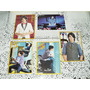 * Lote 15 Cinco Postales Jonas Brothers Precio Es X El Lote
