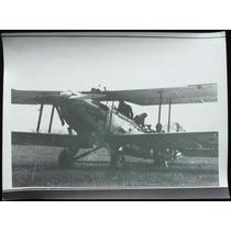 Foto Antigua Avión Biplano Fairey I I I F. 36139