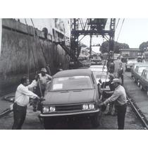 Foto Fiat En Puerto Original De Fábrica