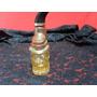 Frasco Avon De Perfume Vacío Pipa Color Miel Vidrio