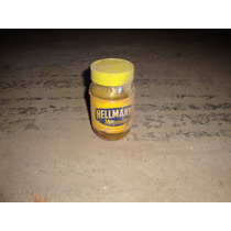 Mayonesa Hellmans Frasco Antiguo Plastico