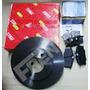 Kit Discos Delanteros Y Pastillas Vw Gol Trw / Bosch