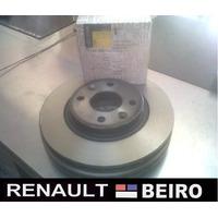 Juego De Disco Y Pastillas De Renault Kangoo Original