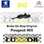 Bulbo De Stop Original Peugeot 405, 408 Y Citroen C4 Lounge