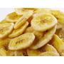 Bananas Desecadas En Chip X Kg