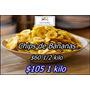 Chips De Bananas